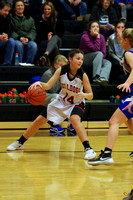 Lady Dawgs hand the Huskies a loss