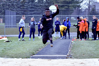 DHS Track & Field 4-10-18